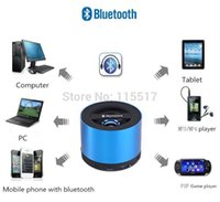 Cheap My Vision New N9 mini portable bluetooth speaker V3.0 used for phones,tablets, MP3, MP4, computer,TF card reader,game consoles,