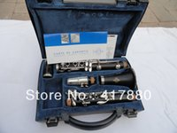 Wholesale manufacturer The the Copy Buffet Crampon amp cie APARIS Clarinet with Case B12