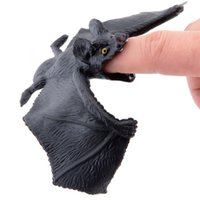 bat activities - x7 cm Halloween Activities Props Whole Layout Props Simulation Bat Pendant Size Optional Supplies halloween decoration