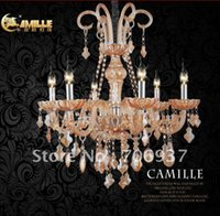 best candle brands - new design best selling Luxury crystal candle lights with Name Brand mm diamater Design OEM