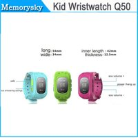 smart watch - GPS positioning Smart Watch Q50 with Precise Positioning Safety Distance Security Fence Emergency Remote Monitoring Alarm for Kids