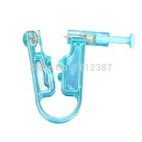 Wholesale Disposable Safety Ear Piercing Gun Unit Tool With Ear Stud Asepsis Pierce Kit BS HB88