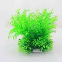 Wholesale High Quality Wonder Grass Plastic Aquarium Plants Ornament Decor for Fish Tank Aquarium decorations