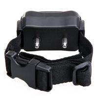 Контроль коры собака Отзывы-NEW Горячий автоматический статический шок Anti-Bark Control Collar для тренировки собак Bark T0682 SUP5