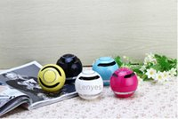 answer ball - New mini hi fi subwoofer ball outdoor Bluetooth speaker wireless audio to answer the phone with U disk function