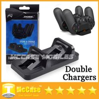 base station controller - NEW Dual Charging Dock Dual Micro USB PS4 Charger Station Stand Base For PS4 Playstation Wireless Controller