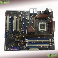 asus sli motherboards - LGA775 for ASUS P5N32 E SLI PLUS desktop motherboard nForce650i SLI ATX DDR2 GB SATA II Original new