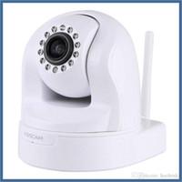 Wholesale Foscam Plug and Play FI9826P White Megapixel x960p x Optical Zoom H Pan Tilt Wireless IP Camera