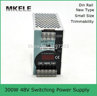 Wholesale dc voltage W vdc a din rail w switching power supply LP A adjustment without Digital monitor show