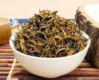 al por mayor brotes del té al por mayor-0.5kg de primera clase Yunan Fengqing Dianhong té negro pequeño té de brote de oro cálido estómago China té orgánico al por mayor