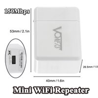 Wholesale Networking Device Mbps VRP150 Mini WiFi Wi Fi Repeater b g n G Wireless Router A Charger in with EU US Plug order lt no tra
