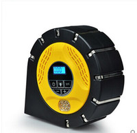 Wholesale 2014 New Brand V Auto Car Inflatable Pump Air Compressor Tire Tools With LED Digital Screen Preset Tire Pressure