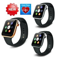 Cheap 2015 New Smartwatch A9 Bluetooth Smart watch for Apple iPhone & Samsung Android Phone relogio inteligente reloj smartphone watch