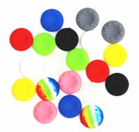 xbox one - Stick slip silicone protective sleeve cap ThumbStick Grips joystick for PS4 PS3 XBOX ONE XBOX Controller Assorted Colors with OPP bag
