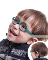 bendable eyeglasses - Italian Flexible No Screw Girls Glasses with Cord Size mm Boys Glasses Strap Children Eyeglasses Bendable Baby Eyeglasses