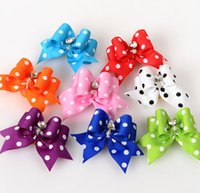 big dog boutique - Pet Products Handmade Dog Grooming Accessories Pet Hair Bows Luxury Doggie Boutique Rhinestone More Colors Big Size