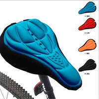 Wholesale Brand New Bicycle Parts D Gel Soft Cushion Cycling Saddle Parts Bicycle Seat Mat For Bike Seat Cover