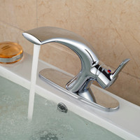 best vessel sinks - New Arrival Best Quality Vessel Sink Faucet Brass Single Handle Two Pipes and quot Hole Cover Chrome
