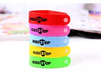 Cheap Factory Directly Sale Mosquito Repellent Bracelet Eco Friendly Insect Repellent Bands For Old And Young Wholesale