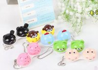Wholesale 2016 new Animal Contact Lens Case animal Lenses Box Color Cute Contact lens case Cartoon Glasses box