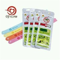 Wholesale Pure natural citronella mosquito repellent bracelets Baby anti mosquito mosquito repellent patch