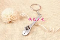 Cheap High quality new 2014 spanner ferramentas keychain novelty items free shipping promotional trinket 100pcs 1119#19