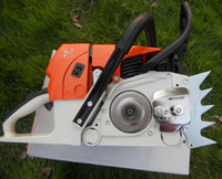 chainsaw - Fast CC KW Stroke Chain Saw Robust Power Performance Guide Bar Power Chain Saw Chainsaw Factory Directly