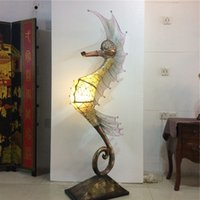 Wholesale Energy Saving Floor Lamps V V Voltage E27 E12 Lamp Base Sculpture Floor Lamps Crystal and Hardware Material Sale gy