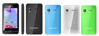 big red random - Original H moible K12 Slim Bar Cell Phone Big Touch Screen Dual SIM Card Dual Standby Cheap Mobile Phone Russian Language