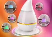Wholesale Mini Ultrasonic Humidifier USB Humidifier Car Aromatherapy Essential Oil Diffuser Atomizer Air Purifier Mist Maker Fogger discoloration A029