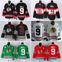 Wholesale Chicago Bobby Hull Hockey Jerseys Stitched Numbers