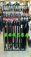 belt clothing store - Belt landing shelf rack belt belt belt shelf belt display shelf clothing store display shelf