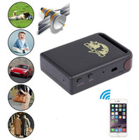 band hands - Realtime Car GPS Tracker GSM GPRS GPS Car Gps Navigation Vehicle Tracker Quad Band Tracking Device TK102 Car GPS Realtime Tracker