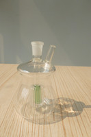 teapots - 2015 new small teapot water pipe water glass bong pipe