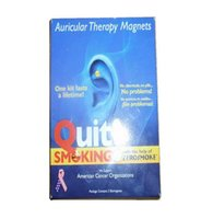 Wholesale Magnetic Therapy AAA Quality Fashion Auricular Therapy Magnets Quit Smoking Auricular Magnet Auricular Therapy Zero Smoke Patch