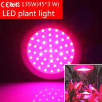 Wholesale ufo led W W Full spectrum induction grow light Red and Blue Indoor Hydroponics system and flowering plant Grow Light AC V V