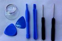 iphone repair kit - Repair tools kit opening pry Pentalobe Torx Screw Screwdriver Set M Adhesive gum LCD For Iphone Samsung cellphone