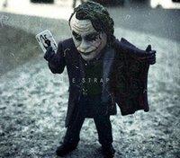 batman collection - Batman Joker Figures Toys Kids Toys inches Plastic Collection Batman Jokers Ornaments Q Version Dolls