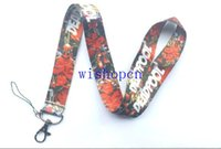 badge holder strap - Popular Deadpool Lanyards Keychain ID Badge Holder Mobile Phone Neck Straps SS10