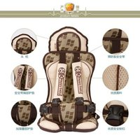 Wholesale Baby Car Safety Seat Carrier Baby Car Seat Child Car Safety Seats Auto Necessary Accessories Baby Car Seat Toddler Child Big Kid Safety