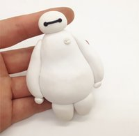 Wholesale Baymax Fondant Cake Mould Creative Silicone Mold silicone soap cookies mold Kitchen Bakeware Cake Tool
