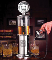 bar gun dispenser - Creative Station Single Gun Water Dispenser Personality High End Bar Drink Machines Draft Beers Machine Gun Tower Of Wine