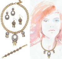 audrey earrings - J C J Roman case NECKLACE AUDREY BRACELET EARRING