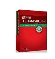 Cheap Trend Micro Titanium internet Security 2014 2013 1 Year 3 PCs NEW 365days