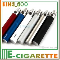 best electric cigarette - Ego T e cig battery electric e cigarette batteries manual battery ce4 atomizer mah huge capacity variable colours best quality
