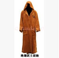 bathrobe cotton terry - 100pcs CCA3268 Star Wars Star Wars Darth Vader Coral Fleece Terry Jedi Adult Bathrobe Robes Sleepwear Coral Fleece Unisex Sleepwear Bathrobe