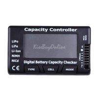 Wholesale 2 inch RC CellMeter Digital Battery Capacity Checker for Li ion NiMH K5BO
