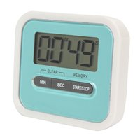 Wholesale Mini Large LCD Screen Digital Count Up Down Kitchen Cooking Magnetic Timer Alarm LIF_518