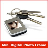 photo frame gifts - Hot Sale Mini Digital Photo Frame inch LCD Display with Keychain Gift Box Packing from Kianorist