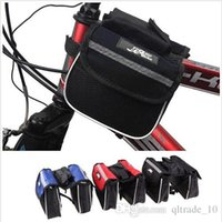 Wholesale 2015 UNIsex color Outdoor Cycling Mountain Bike Bicycle Saddle Bags Back Seat Tail Pouch Package sport Travel Saddle Bags TOPB3180